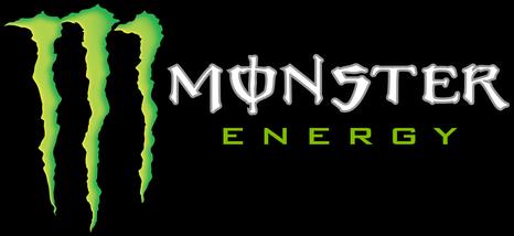 - Monster Energy logo - Home