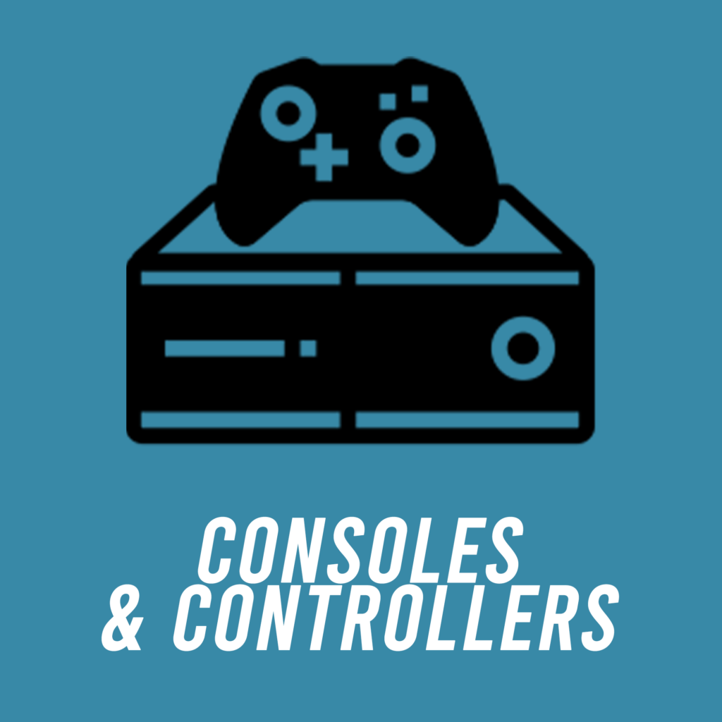 repair - Consoles Controllers 1024x1024 - Repair Services – Revive Tech Solutions at 1Life2Play! XBOX PS4 Switch