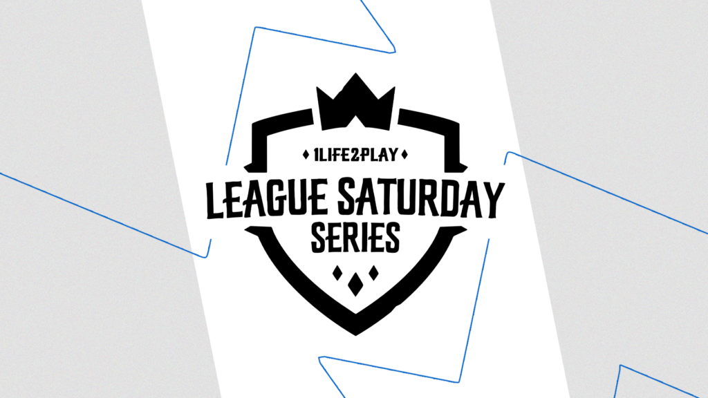 - Right Side Screen 1024x576 - League Saturday Series presented by 1Life2Play