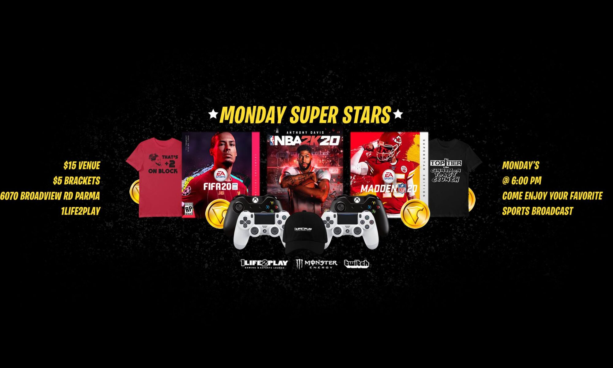 - 1831 image 127188638 4008317552529193 2389227684686986748 n 2000x1200 - Monday Super Stars – Sports Games Weekly at 1Life2Play