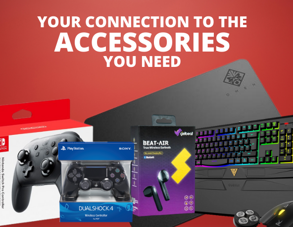 - youR CONNECTION to the accessories you need - Shop 1Life2Play