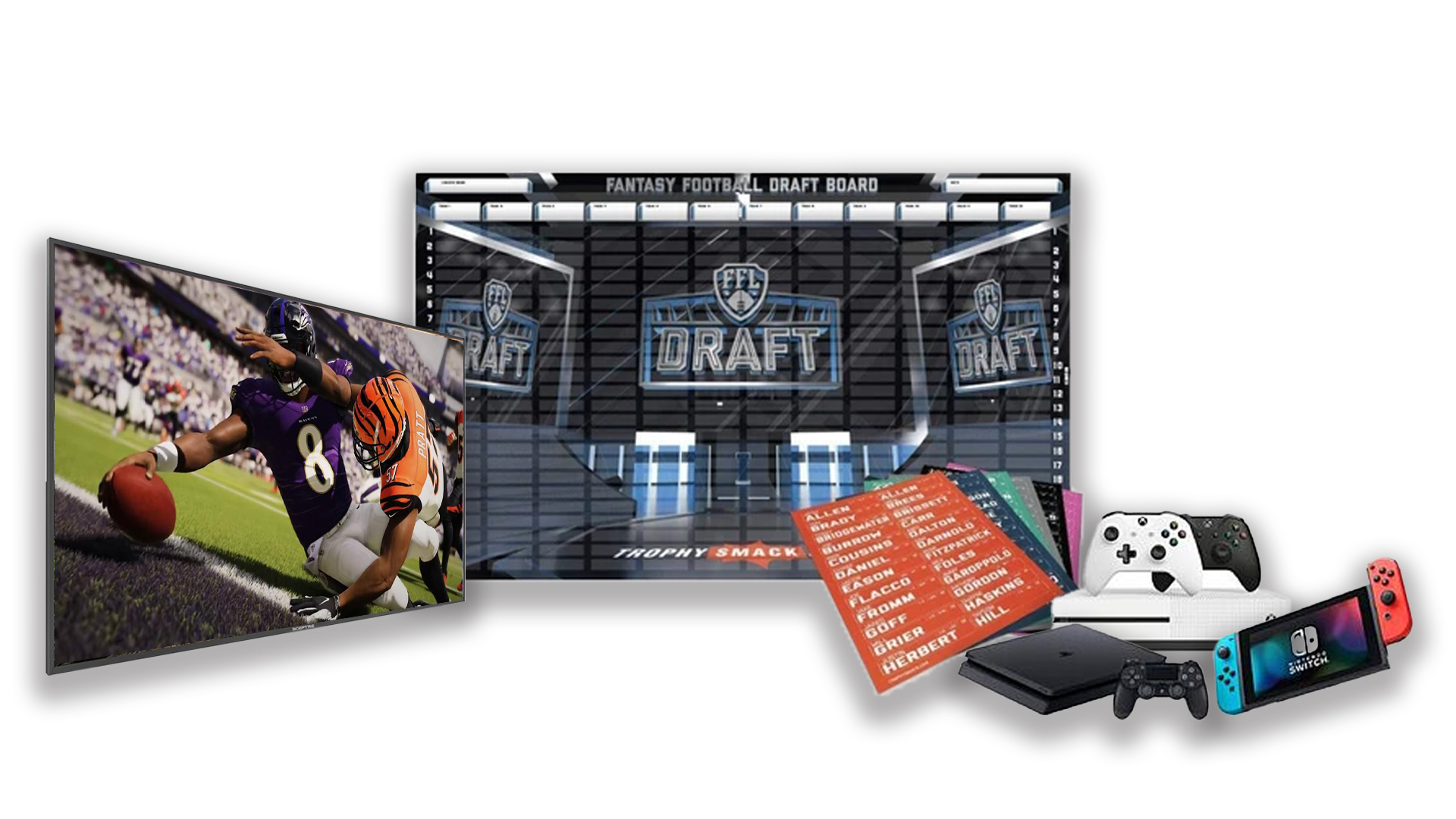 - FFDraft Standard - Fantasy Football Draft Parties at 1Life2Play