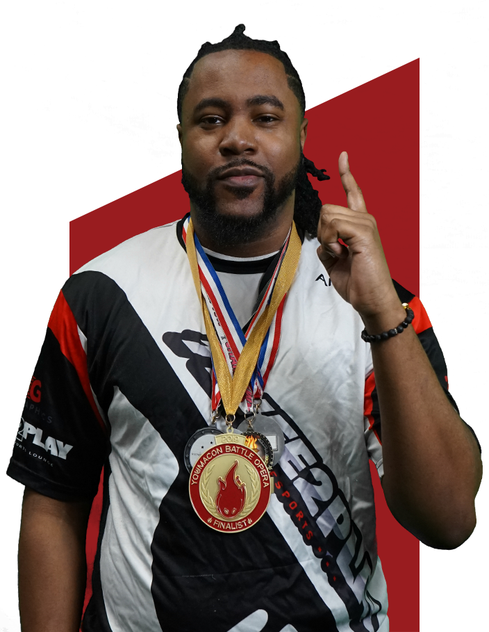 - ComatoseCW - 1Life2PlayGG Esports Team