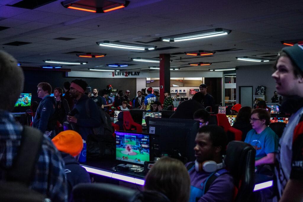 Smash Night 1-5  - Smash Night 1 5 1024x683 - Super Smash Bros. Ultimate