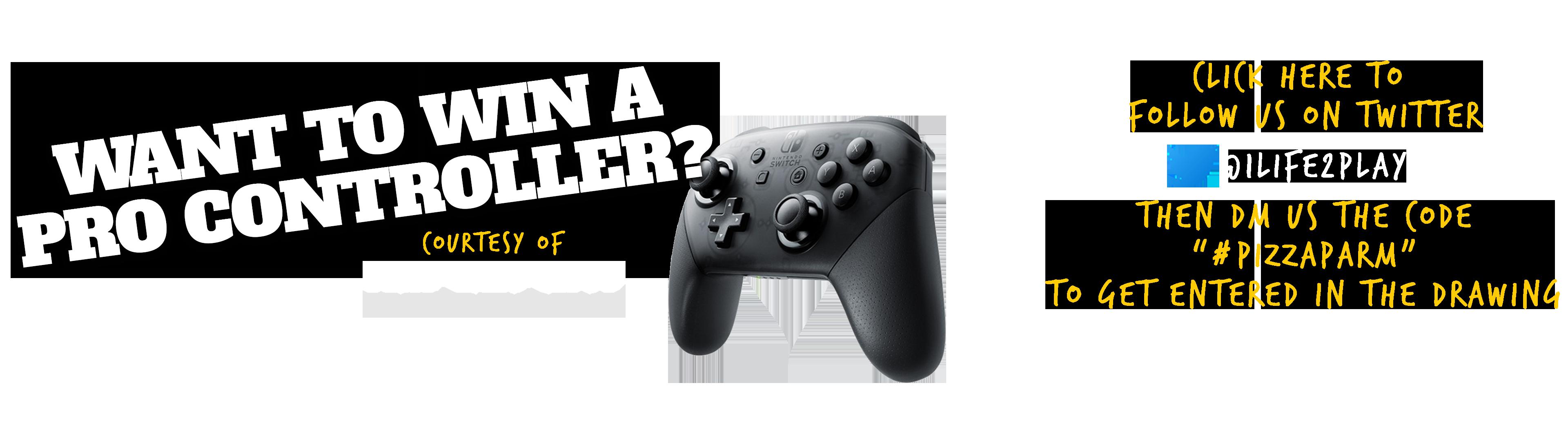 - Win Pro Controller 1 - Super Smash Bros. Ultimate